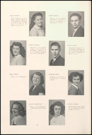 Lebanon Union High School - Warrior Yearbook (Lebanon, OR) online yearbook collection, 1948 Edition, Page 34 of 142