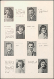 Lebanon Union High School - Warrior Yearbook (Lebanon, OR) online yearbook collection, 1948 Edition, Page 35