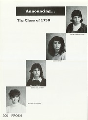Lenape High School - Legend Yearbook (Medford, NJ) online yearbook collection, 1987 Edition, Page 204