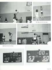 Lenoir Rhyne College - Hacawa Yearbook (Hickory, NC) online yearbook collection, 1986 Edition, Page 217