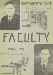 Levelland High School - El Lobo Yearbook (Levelland, TX) online yearbook collection, 1942 Edition, Page 13