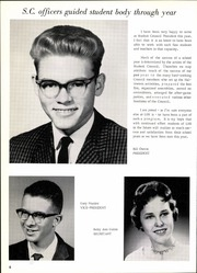 Levelland High School - El Lobo Yearbook (Levelland, TX) online yearbook collection, 1962 Edition, Page 10