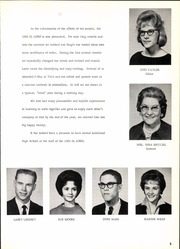 Levelland High School - El Lobo Yearbook (Levelland, TX) online yearbook collection, 1962 Edition, Page 9 of 152