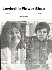 Lewisville High School - Farmer Yearbook (Lewisville, TX) online yearbook collection, 1984 Edition, Page 253