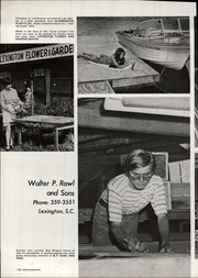 Lexington High School - Cats Paw Yearbook (Lexington, SC) online yearbook collection, 1973 Edition, Page 182