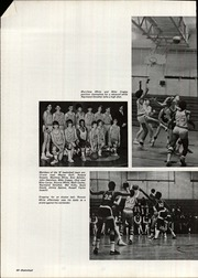Lexington High School - Cats Paw Yearbook (Lexington, SC) online yearbook collection, 1973 Edition, Page 48 of 226