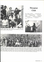 Liberty High School - Harvester Yearbook (Liberty, TX) online yearbook collection, 1975 Edition, Page 73