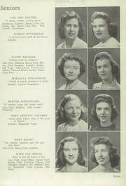 Liberty High School - Oracle Yearbook (Youngstown, OH) online yearbook collection, 1944 Edition, Page 15