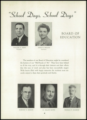 Libertyville High School - Nautilus Yearbook (Libertyville, IL) online yearbook collection, 1949 Edition, Page 10