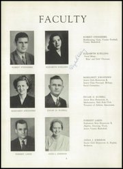 Libertyville High School - Nautilus Yearbook (Libertyville, IL) online yearbook collection, 1949 Edition, Page 12