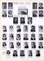 Licking County High School - Lickingana Yearbook (Licking, OH) online yearbook collection, 1944 Edition, Page 54 of 82