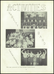 Licking County High School - Lickingana Yearbook (Licking, OH) online yearbook collection, 1950 Edition, Page 83 of 88