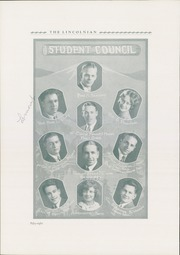 Lincoln High School - Lincolnian Yearbook (Tacoma, WA) online yearbook collection, 1930 Edition, Page 62 of 158