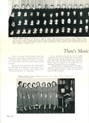 Lincoln High School - Links Yearbook (Lincoln, NE) online yearbook collection, 1951 Edition, Page 104