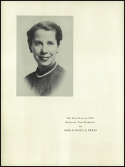 Lincoln School - Lambre Quin Yearbook (Providence, RI) online yearbook collection, 1954 Edition, Page 6