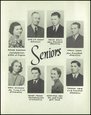 Lind High School - Progress Yearbook (Lind, WA) online yearbook collection, 1939 Edition, Page 11 of 144