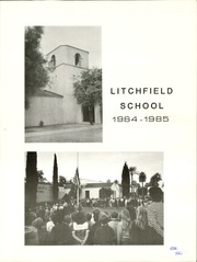 Litchfield Middle School - Yearbook (Litchfield Park, AZ) online yearbook collection, 1985 Edition, Page 3