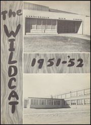 Littlefield High School - Wildcat Yearbook (Littlefield, TX) online yearbook collection, 1952 Edition, Page 5