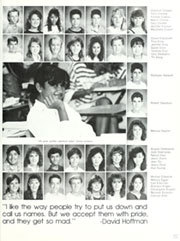 Loara High School - Seaxe Yearbook (Anaheim, CA) online yearbook collection, 1989 Edition, Page 267