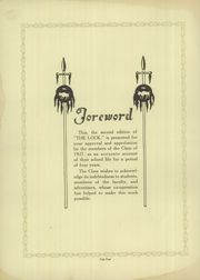 Lockport Township High School - Lock Yearbook (Lockport, IL) online yearbook collection, 1927 Edition, Page 6