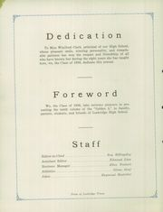 Lockridge High School - Golden L Yearbook (Lockridge, IA) online yearbook collection, 1936 Edition, Page 4 of 44