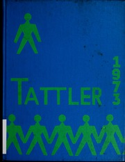 Logansport High School - Tattler Yearbook (Logansport, IN) online yearbook collection, 1973 Edition, Cover