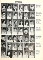 London Central Secondary School - Golden Glimpses Yearbook (London, Ontario Canada) online yearbook collection, 1986 Edition, Page 49
