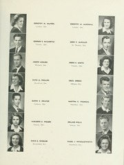 London College of Bible and Missions - Archway Yearbook (London, Ontario Canada) online yearbook collection, 1948 Edition, Page 35