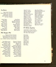 Longwood College - Virginian Yearbook (Farmville, VA) online yearbook collection, 1976 Edition, Page 107