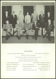 Loomis Chaffee High School - Confluence Yearbook (Windsor, CT) online yearbook collection, 1955 Edition, Page 10