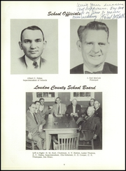 Loudon High School - Lou Hi San Yearbook (Loudon, TN) online yearbook collection, 1955 Edition, Page 10