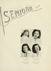 Louisburg College - Oak Yearbook (Louisburg, NC) online yearbook collection, 1946 Edition, Page 15