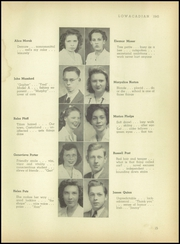 Lowville Academy and Central School - Lowacadian Yearbook (Lowville, NY) online yearbook collection, 1945 Edition, Page 17 of 84