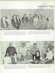 Lowville Academy and Central School - Lowacadian Yearbook (Lowville, NY) online yearbook collection, 1958 Edition, Page 14