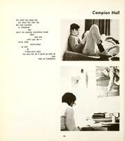 Loyola University Chicago - Loyolan Yearbook (Chicago, IL) online yearbook collection, 1968 Edition, Page 138