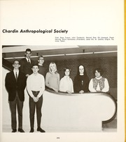 Loyola University Chicago - Loyolan Yearbook (Chicago, IL) online yearbook collection, 1968 Edition, Page 217