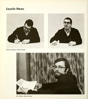 Loyola University Chicago - Loyolan Yearbook (Chicago, IL) online yearbook collection, 1968 Edition, Page 252