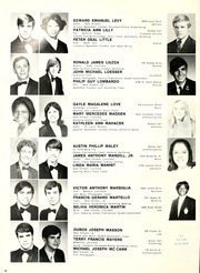 Loyola University - Wolf Yearbook (New Orleans, LA) online yearbook collection, 1971 Edition, Page 20