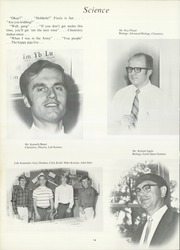 Lutheran South High School - Lance Yearbook (St Louis, MO) online yearbook collection, 1971 Edition, Page 18