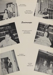 Lyndon Institute - Cynosure Yearbook (Lyndon Center, VT) online yearbook collection, 1956 Edition, Page 15