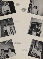 Lyndon Institute - Cynosure Yearbook (Lyndon Center, VT) online yearbook collection, 1956 Edition, Page 17