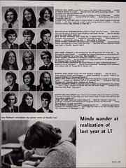Lyons Township High School - Tabulae Yearbook (La Grange, IL) online yearbook collection, 1973 Edition, Page 299