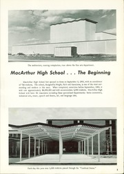 MacArthur High School - Crest Yearbook (Irving, TX) online yearbook collection, 1965 Edition, Page 5