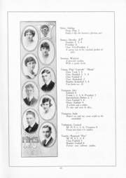 Madison Central High School - Tychoberahn Yearbook (Madison, WI) online yearbook collection, 1918 Edition, Page 45