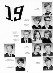 Madison Central High School - Tychoberahn Yearbook (Madison, WI) online yearbook collection, 1968 Edition, Page 20