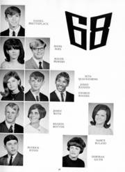 Madison Central High School - Tychoberahn Yearbook (Madison, WI) online yearbook collection, 1968 Edition, Page 21