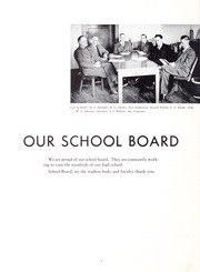 Madison High School - Yearbook (Rexburg, ID) online yearbook collection, 1946 Edition, Page 9 of 70