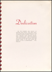 Madison High School - Yearbook (Rexburg, ID) online yearbook collection, 1952 Edition, Page 7