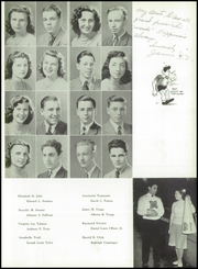 Mamaroneck High School - Mahiscan Yearbook (Mamaroneck, NY) online yearbook collection, 1942 Edition, Page 29