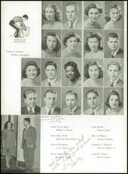 Mamaroneck High School - Mahiscan Yearbook (Mamaroneck, NY) online yearbook collection, 1942 Edition, Page 30 of 92